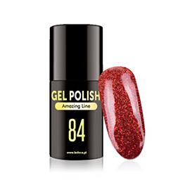 Polish gel uv lakier hybrydowy 84