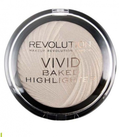 Makeup revolution rozświetlacz golden lights