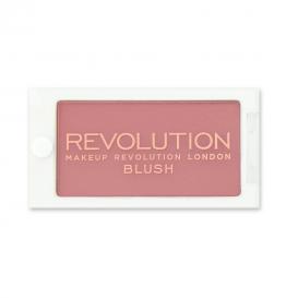 Makeup revolution róź powder blush - now