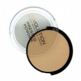 Makeup revolution pressed powder - puder do twarzy transparentny