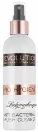 Płyn do czyszczenia pędzli - makeup revolution
