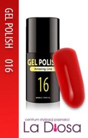 Polish gel uv lakier hybrydowy 16