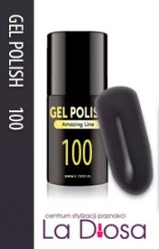 Polish gel uv lakier hybrydowy 100