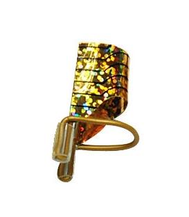 Szablon forma wielokrotnego użytku 1 szt. - złote