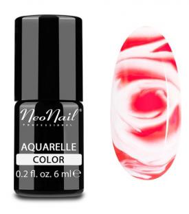 NeoNail Lakier Hybrydowy 6 ml - Ruby Aquarelle 5508