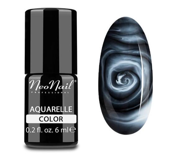 NeoNail Lakier Hybrydowy 6 ml - White Aquarelle 5503