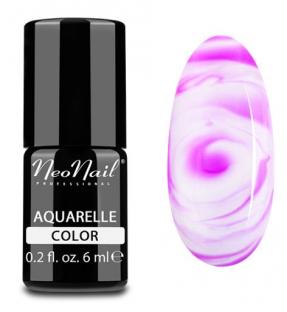 NeoNail Lakier Hybrydowy 6 ml - Lavender Aquarelle 5505
