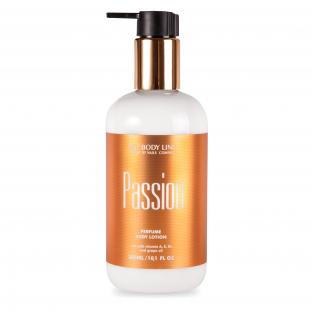 nails company balsam do ciała passion 300 ml - zapach dla kobiet