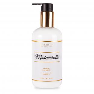 nails company balsam do ciała mademoiselle 300 ml- zapach dla kobiet