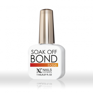 Nails company soak off bond base - 11 ml (baza do przedłużania)