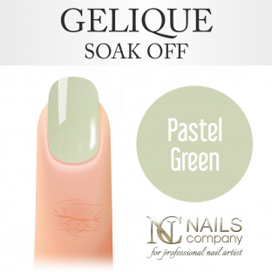 Nails Company LAKIER HYBRYDOWY, PASTEL GREEN 6ML