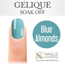 Nails company blue almonds - lakier hybrydowy 6 ml