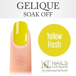 Nails company yellow fresh - lakier hybrydowy 6 ml