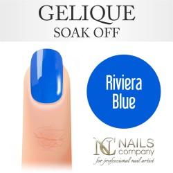 Nails company riviera blue - lakier hybrydowy 6 ml