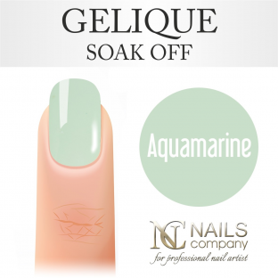 Nails company aquamarine - lakier hybrydowy 6 ml