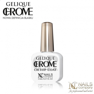 Nails company chrome top coat 11 ml