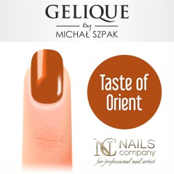 Nails company taste of orient gelique by michał szpak