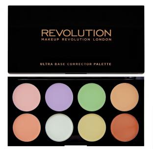 Makeup Revolution Paleta korektorów do twarzy