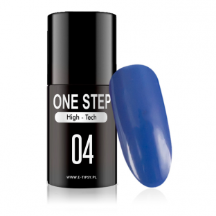 Gel polish lakiery hybrydowy 3w1 mono one step 5ml nr 04