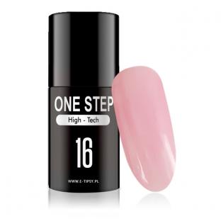 Gel polish lakiery hybrydowy 3w1 mono one step 5ml nr 16