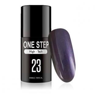 Gel Polish lakiery hybrydowy 3w1 mono One Step 5ml nr 23