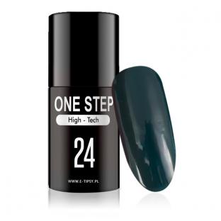 Gel Polish lakiery hybrydowy 3w1 mono One Step 5ml nr 24