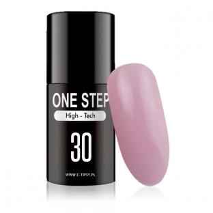Gel polish lakiery hybrydowy 3w1 mono one step 5ml nr 30