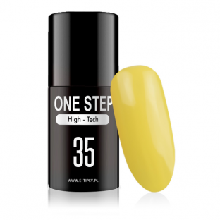 Gel polish lakiery hybrydowy 3w1 mono one step 5ml nr 35