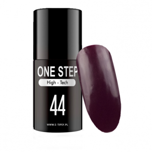 Gel polish lakiery hybrydowy 3w1 mono one step 5ml nr 44