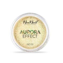 Pyłek NeoNail Aurora Effect 01