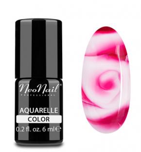 NeoNail Lakier Hybrydowy 6 ml - 5754 Cherry Aquarelle
