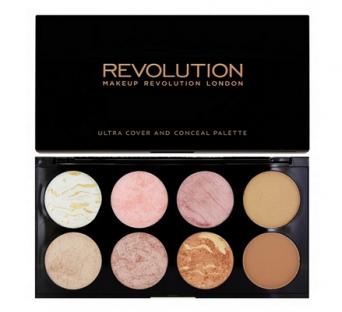 Makeup Revolution Ultra Blush Paleta Golden Sugar Bronzer