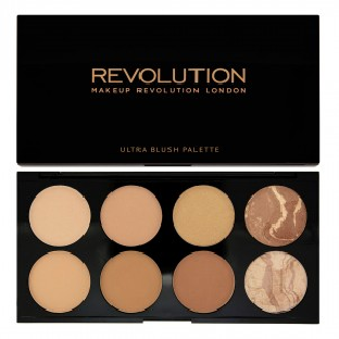 Makeup revolution paleta bronzer all about bronze