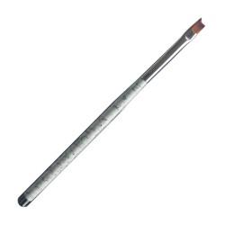 Pędzelek do zdobień żel akryl nr13 marmur