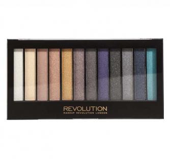 Makeup revolution paleta 12 cieni day to night