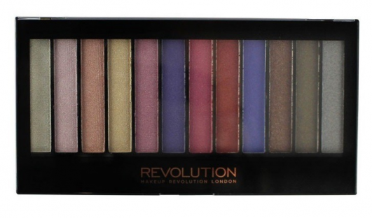 MAKEUP REVOLUTION PALETA 12 CIENI UNICORNS ARE REAL