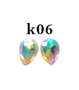 Ozdoby 3d kryształki- k06