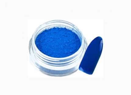 91 pyłek fluo uv neonowy pigment niebieski