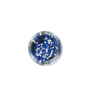 Cyrkonie szlifowane kolorowe ss3 1440 szt. niebieskie nr c03