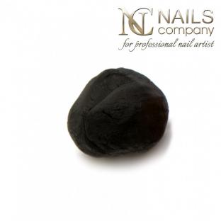 Nails company plastelina do zdobień - black 5g - plasticine art
