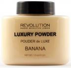 Makeup revolution luxury banana powder puder sypki