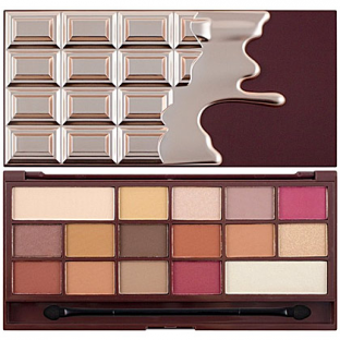 Makeup revolution chocolate elixir paleta