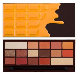 Makeup revolution orange chocolate 16 cieni