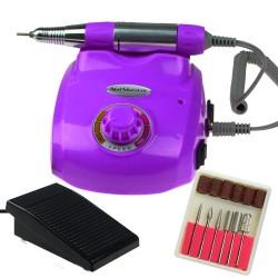 Frezarka manicure pedicure dm208 moc 35w fiolet