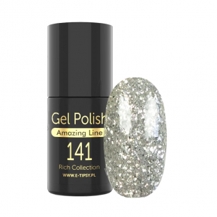 Polish gel uv lakier hybrydowy 141