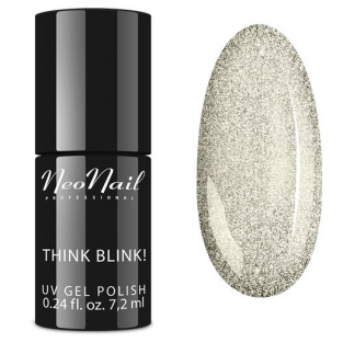 Neonail kolekcja think blink sandy glow 6313 7,2ml