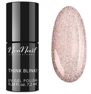 Neonail kolekcja think blink shiny rose 6315 7,2ml