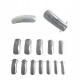 Dual System Formy 12szt budowa paznokcia akrylożel