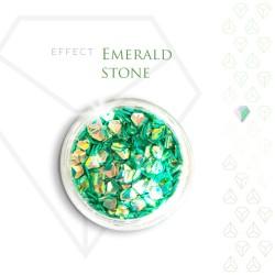 Emerald Stone Effect Szlachetny Kamień Efekt Opalizujący 3D