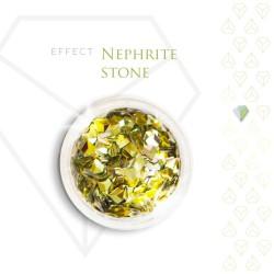 Nephrite Stone Effect Szlachetny Kamień Efekt Opalizujący 3D